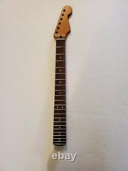 Fender Stratocaster Mighty Mite Electric Guitar Neck New Roasted Nitro Relic