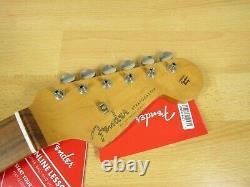 Fender Stratocaster Route 60 Worn Ri Neck Tuners Fender 62 Vintage Strat Neck