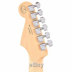 Fender Stratocaster Shell Joueur Rose With3-ply Mint Pickguard (cme Exclusive)