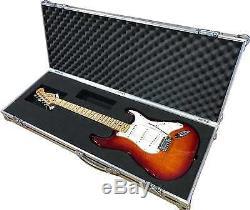 Fender Stratocaster Swan Flight Case (hex)