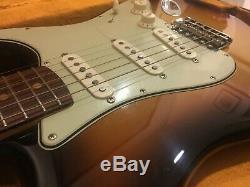 Fender Stratocaster Vintage 1959 Réédition 2013 Nouveau