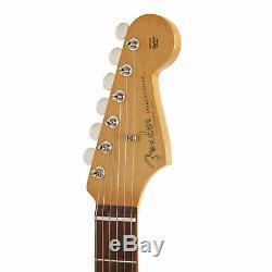 Fender Stratocaster Vintera'60s Pau Ferro Green Surf Demo