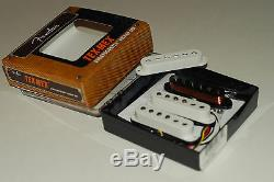 Fender Tex Mex Strat Set Texas Stratocaster Ramassage Jimmie Vaughan Special Nouveau