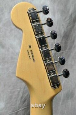 Fender Traditionnelle Des Années 60 Stratocaster Rosewood Fingerboard Fiesta Red