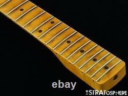 Fender USA Custom Shop 1956 Relic Stratocaster Neck & Tuners Strat 56 Maple
