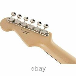 Guitare Électrique Fender Fabriquée Au Japon Traditionnelle Des Années 60 Stratocaster Shell Rose