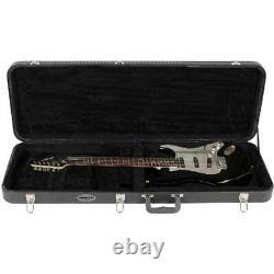 Guitare Électrique Hard Case Stratocaster Telecaster Fender Les Paul Sg Electric
