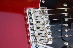 Japon Import 2010/12 Fender Japon Aerodyne Stratocaster M Car & New Hard Case