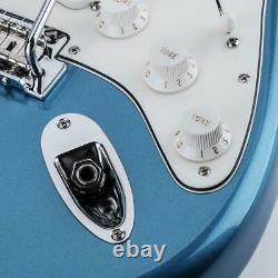 Joueur De Fender Stratocaster Guitare Électrique, Lake Placid Blue #0144570502