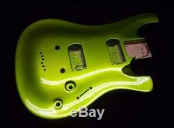 Kandy Color Paint Job Sur Votre Guitare Ou Basse Du Corps! Guitar Service Finition