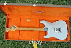 Magnifique! Fender USA Custom Shop'61 Stratocaster Relic Slab Board Blanc Olympique