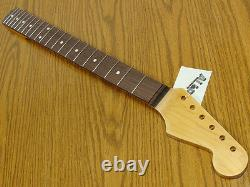 New Allparts Fender Licensed Aged Rosewood Pour Stratocaster Strat Neck Srvf-c