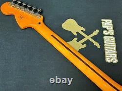 New Fender Squier Classic Vibe 70s Stratocaster Neck Avec Tuning Pegs