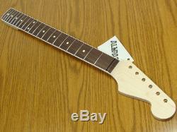 Nouveau Allparts Fender Rosewood Pour Bound Homologuées Stratocaster Strat Col Sro-21b