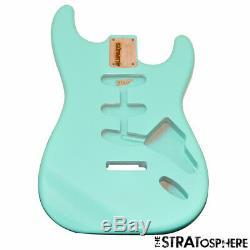 Nouveau Allparts Fender Stratocaster LIC Corps Strat Vintage Écume Vert Sbf-sfg