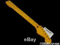 Nouveau Allparts Fender Stratocaster Licence Scalloped Pour Strat Manche Érable Smf-sc