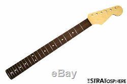 Nouveau Allparts Fender Stratocaster Licensed De Strat Touche Palissandre Vintage Srf
