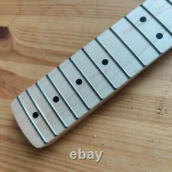 Nouveau Écuyer Par Cou Tendre Érable 1 Pièce Stratocaster Stratocaster Big 70s Headstock