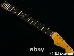 Nouveau Fender 59 Stratocaster Fsr Strat Remplacement Touche Palissandre 770-896-0121