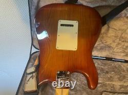 Nouveau Fender American Professional II Stratocaster Hss Avec Cas