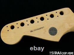 Nouveau Fender American Select Strat Neck Stratocaster Channel Bound 770-2342-821