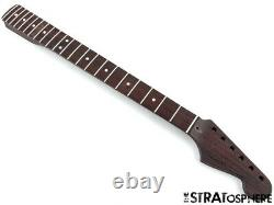 Nouveau Fender American Standard Strat Strat Neck Solid Rosewood 770-5914-821