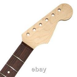 Nouveau Fender LIC Allparts Stratocaster Neck Strat Rosewood Chunky Profile! Sro-gras