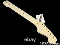Nouveau Fender Stratocaster V LIC Allparts Col Strat Maple Unfinished Smo-v