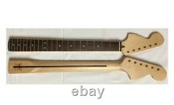 Nouveau Mighty Mite Fender LIC Stratocaster Strat Neck Reverse Hs Mm2936cr-rh-r