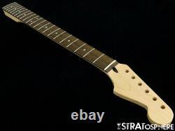 Nouveau Mighty Mite Fender Stratocaster Strat Licensed Cou Pièces Laurel Mm2960-la