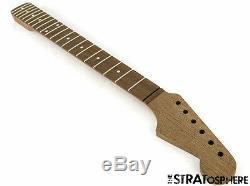 Nouveau Wd Fender Stratocaster Licensed De Strat Col Wenge Vintage Chunky 21