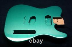 Solide Couleur Peinture Job 4 Votre Guitare Body! Guitarpaintguys