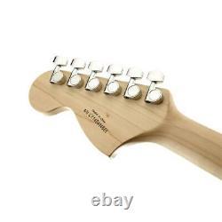 Squier Affinity Series Stratocaster Electric Guitar, Érable, Sunburst 2 Couleurs