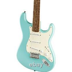 Squier Bullet Stratocaster Ht Guitare Électrique Tropical Turquoise