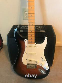 Squier Par Fender 2020 Classic Vibe'50s Stratocaster 6 String Electric Guitar