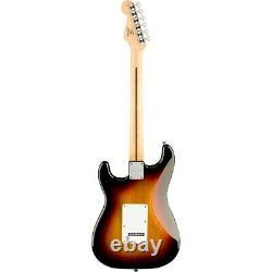 Squier Stratocaster Le Guitar Pack Avec Fender Frontman 10g Amp 3 Couleurs Sunburst