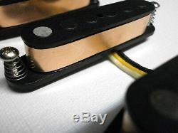 Stratocaster Main Wound Alnico 5 Q Atelier Micros Schecter F500t Convient Fender