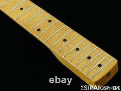 USA Fender Custom Shop 1959 Stratocaster Nos Neck & Tuners Strat Birdeye Maple