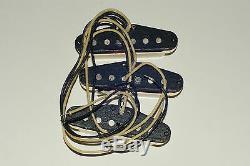 Véritable Fender'57 / '62 Stratocaster Vintage Strat Set De Ramassage Réédition Nouveau