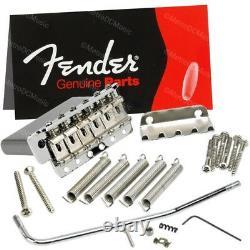 Véritable Fender American Vintage Series Stratocaster Tremolo Avec Hardware Nouveau