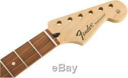 Véritable Fender Mexique Standard Series Stratocaster / Strat Neck, Pau Ferro