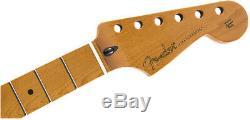 Véritable Fender Stratocaster Rôti Manche Érable 12 Érable Plat Ovale 099-0402-920