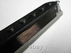 Vintage 70 Correct Stratocaster A5 Gris Bas Set Handwound Q Micros Fender