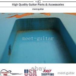 Vintage Body De Guitare Électrique Bule Pour Fender Stratocaster Sss Remplacer Relic USA