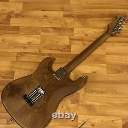 Warmoth Fender Lic. Strat Roasted Neck Body Maple Alder Guitare Légère 6,9lbs